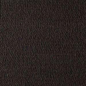 Wollen Vloerkleed Donker Bruin Scrolls 368 - Perletta