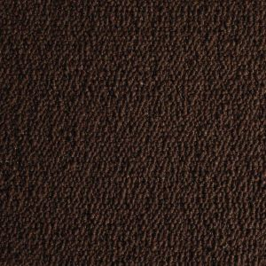 Wollen Vloerkleed Bruin Scrolls 168 - Perletta