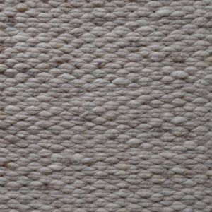 Wollen Vloerkleed Beige Finesse 002 - Perletta