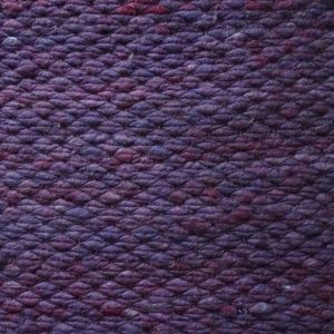 Wollen Vloerkleed Paars Finesse 099 - Perletta