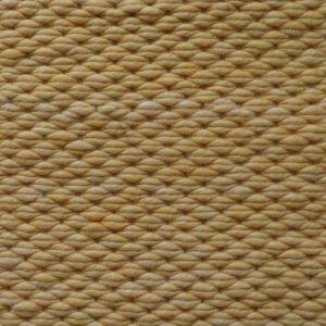 Wollen Vloerkleed Geel Finesse 120 - Perletta