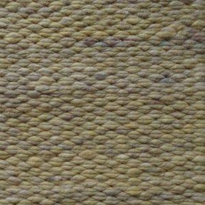Wollen Vloerkleed Licht Geel Finesse 127 - Perletta