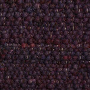 Wollen Vloerkleed Paars Pebbles 099 - Perletta