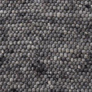 Wollen Vloerkleed Grijs Neon 338 - Perletta