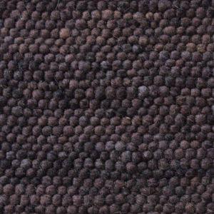 Wollen Vloerkleed Antraciet Neon 368 - Perletta