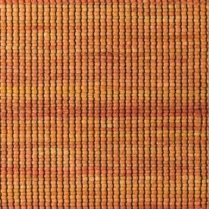Wollen Vloerkleed Oranje Bitts 022 - Perletta