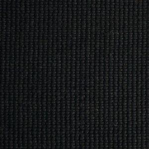 Wollen Vloerkleed Zwart Bitts 088 - Perletta