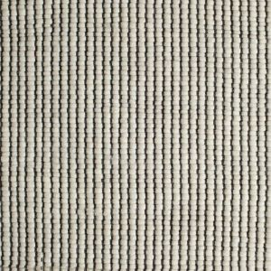 Wollen Vloerkleed Wit Bitts 100 - Perletta
