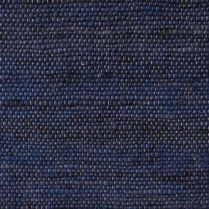 Wollen Vloerkleed Blauw Bellamy 059 - Perletta