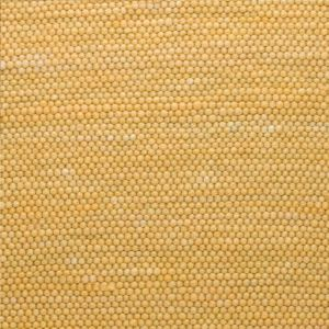 Wollen Vloerkleed Geel Bellamy 120 - Perletta