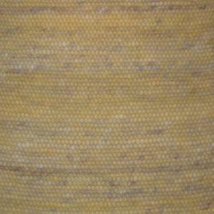 Wollen Vloerkleed Geel Bellamy 127 - Perletta