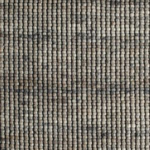 Wollen Vloerkleed Grijs Bitts 332 - Perletta