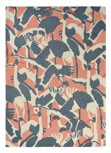Wollen Vloerkleed Cranes Pink 57002 - Ted Baker