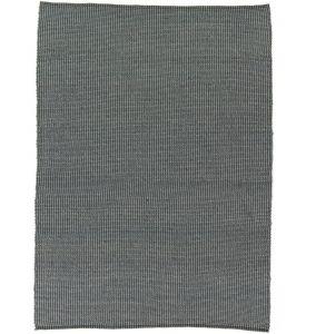Wollen Vloerkleed Blauw - Beatbridge