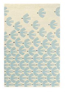 Wollen Vloerkleed Pajaro Mint 23909 - Scion