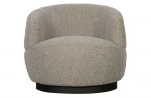 BePureHome Woolly Fauteuil Armchair Naturel