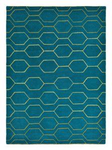 Vloerkleed Blauw Arris - Wedgwood