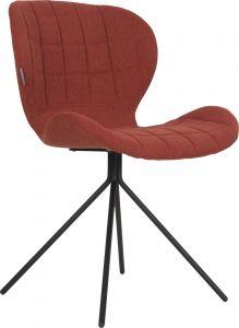Zuiver OMG stoel - Oranje