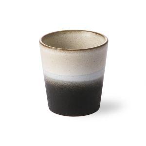 HK Living ceramic 70's mug: rock