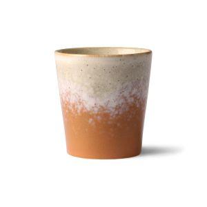 HK Living ceramic 70's mug: jupiter