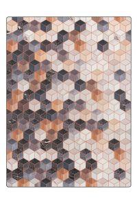 Tarkett Finally  Cubes Vloerkleed Vinyl  166x226