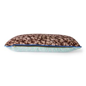 Hkliving  Doris for hkliving: printed cushion blue (35x60)