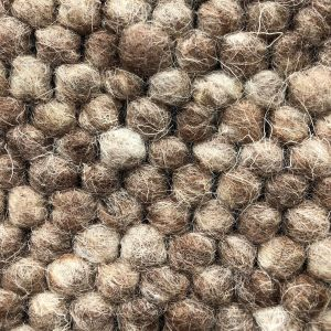 Wollen vloerkleed Vicenza 225 Bruin - Interieur05