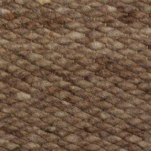 Perletta Vloerkleed Wol Limone Licht Bruin 004