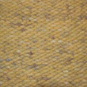 Perletta Vloerkleed Wol Limone Geel 127