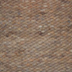 Perletta Vloerkleed Wol Limone Bruin 162