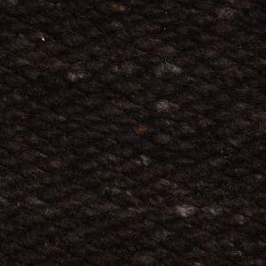 Perletta Vloerkleed Wol Limone Zwart 239