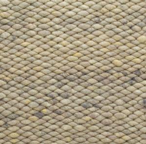 Perletta Vloerkleed Wol Limone Beige 374