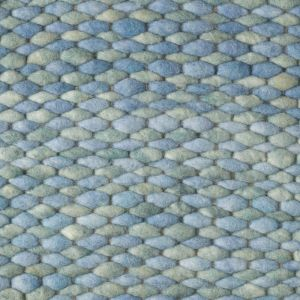 Perletta Wollen vloerkleed Limone Mix 343 + 351 nieuw Structures