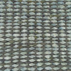 Perletta Wollen vloerkleed Limone Mix 348 + 343 nieuw Structures
