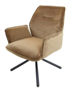 Specter Lounge Chair Lush Champagne - No Limits